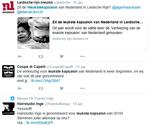 Tweets Leukste Kapsalon (trending topic)