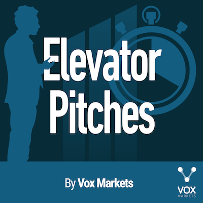The Elevator Pitches