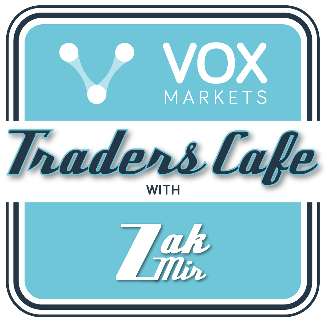 Trader's Cafe with Zak Mir
