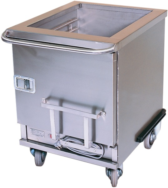 Mobile Serving and Holding Trolley MSHC-E