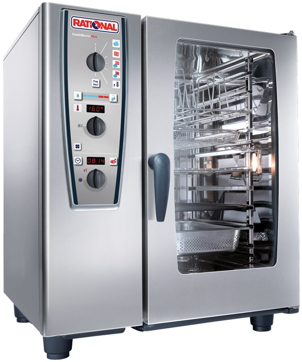 Rational CombiMaster Plus (Gas)