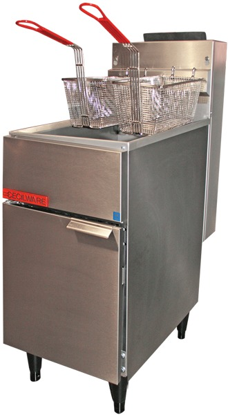 Cecilware FMS403-HP Gas Fryer