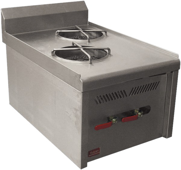 Vision Double Hot Plate - C-HP2 Gas
