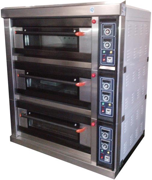 BakeStar Pro Deck Oven