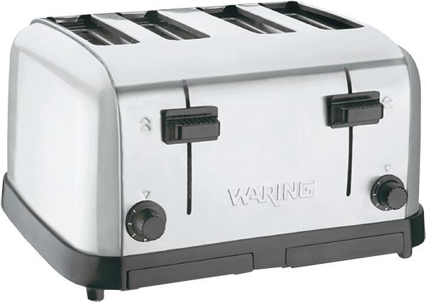 Waring Medium Duty 4-Slot Toaster