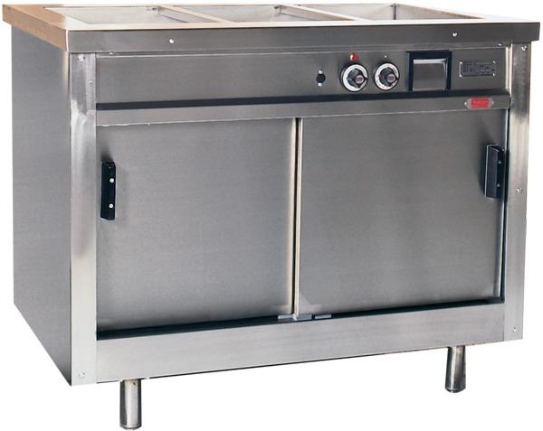 BMHC 1130E Bain Marie Hot Cupboard
