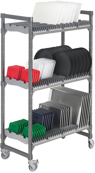 Cambro Mobile Drying Rack