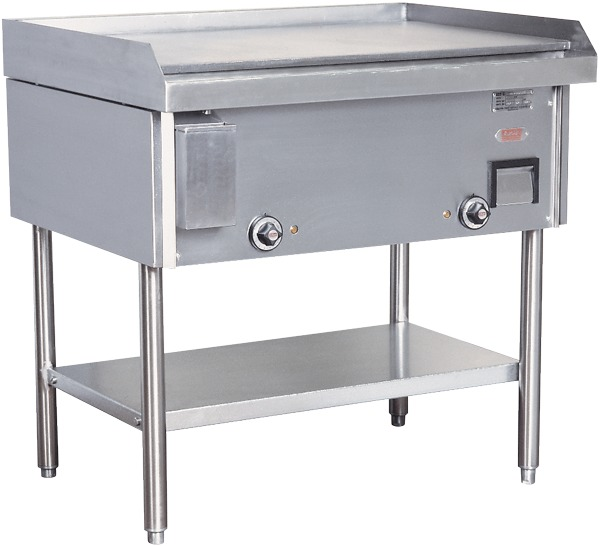 FTG-10 Ribbed Griller (Also Available in Gas)