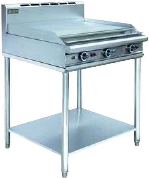 BT60-0-60G & BT90-0-90GL Griddle