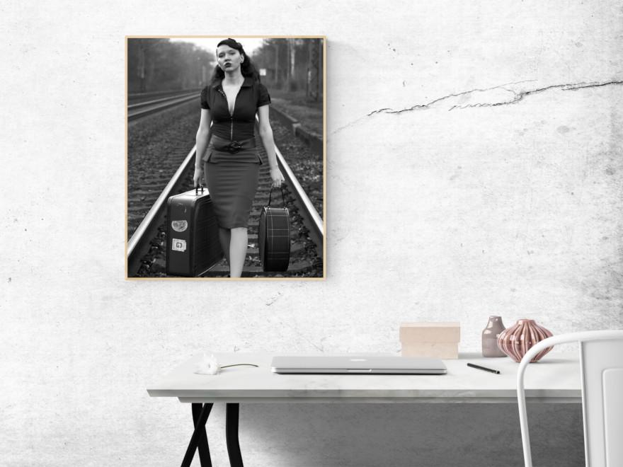 šablona Fotoplátno 20x30 cm