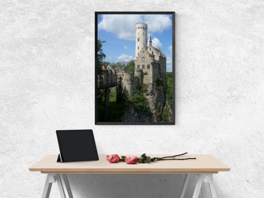 šablona Fotoplátno 60x80 cm