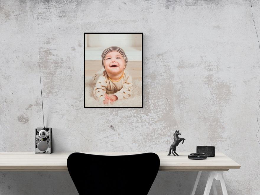 šablona Fotoplátno 40x60 cm