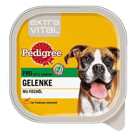 PEDIGREE® Schale Adult Extra Vital Pro Gelenke 300g