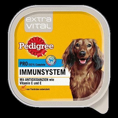 PEDIGREE® Schale Adult Extra Vital Pro Immunsystem