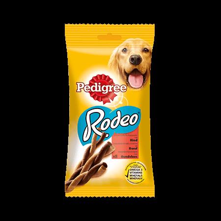 PEDIGREE® Snacks Rodeo 8pack