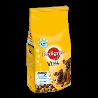 Pedigree Complete Junior mit Huhn und Reis, große Hunderassen