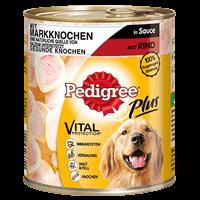 Pedigree Dose Adult für Knochen mit Markknochen - Rind