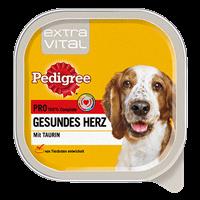 Pedigree Schale Adult Extra Vital Pro Gesundes Herz 300g
