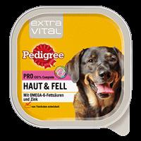 Pedigree Schale Adult Extra Vital Pro Haut & Fell