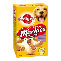Pedigree Snacks Markies Trio's