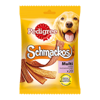 PEDIGREE Snacks Schmackos 4 Sorten 20St.