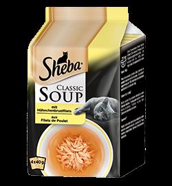 Classic Soup mit Hühnchenbrustfilets