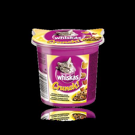 Crunch mit Huhn, Truthahn & Ente 100g