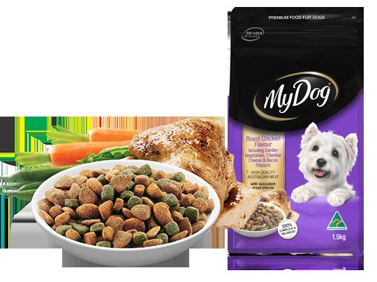 Food For All Dog Breeds Food Treats My Dog