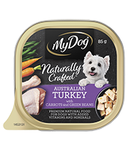 Australian Turkey Carrots & Green Beans