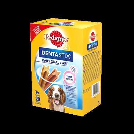 PEDIGREE<sup>®</sup>® Dentastix™ Daily Oral Care Medium Multipack 720g