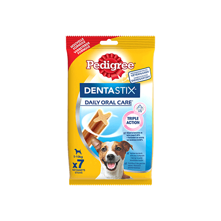 PEDIGREE<sup>®</sup>® Dentastix™ Daily Oral Care Mini Single 110g
