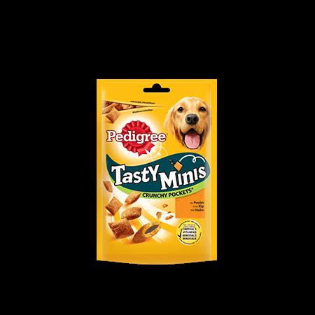 PEDIGREE<sup>&#174;</sup> Tasty Mini's Crunchy Pockets 95g