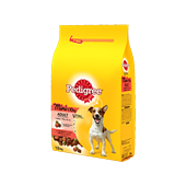 PEDIGREE brokjes mini hond <10kg met rund 1,5kg