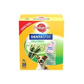 Pedigree® Dentastix™ Daily Fresh Mini Multipack 440g