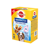Pedigree® Dentastix™ Daily Oral Care Medium Multipack 720g