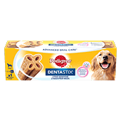 PEDIGREE® Dentastix™ Twice Weekly Maxi Single 120g