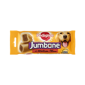 PEDIGREE Jumbone Medium Rund 2 stuks 200g