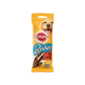 PEDIGREE RODEO met rund 4 sticks 70g