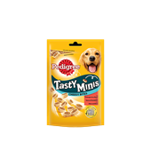 Pedigree Tasty Mini's Cheesy Bites 140g
