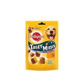 Pedigree Tasty Mini's Chewy Cubes 130g