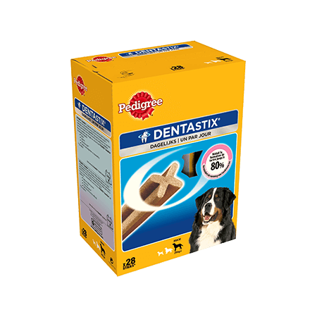PEDIGREE<sup>®</sup> DENTASTIX multipack Pour Grands Chiens 1080g