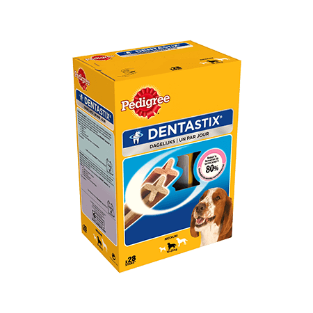 PEDIGREE<sup>&#174;</sup> DENTASTIX multipack Pour Moyens Chiens 720g