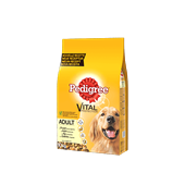 Pedigree croquettes à la volaille pour chien adulte 10kg
