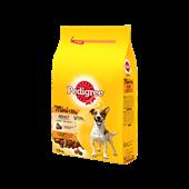 Pedigree croquettes spéciales Mini chien <10kg à la Vollaile 1,5kg