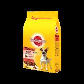 Pedigree croquettes spéciales Mini chien <10kg au bœuf  1,5kg