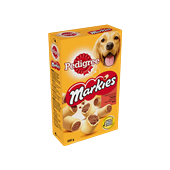 Pedigree MARKIES Original fourrés aux viandes 500g