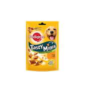 PEDIGREE TASTY MINI'S Crunchy Pockets au Poulet 110g