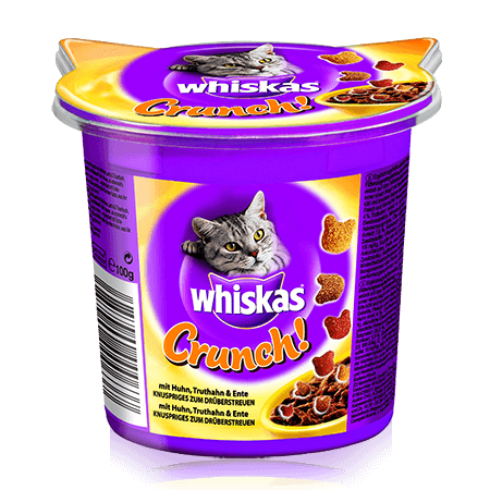 WHISKAS  Crunch 100g