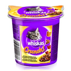 WHISKAS® Crunch 100g