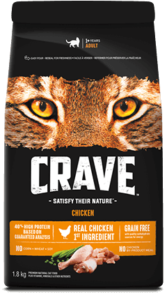 CRAVE™ WITH PROTEIN FROM CHICKEN 1.81KG